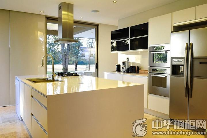 厨房间装修效果图 厨房图片