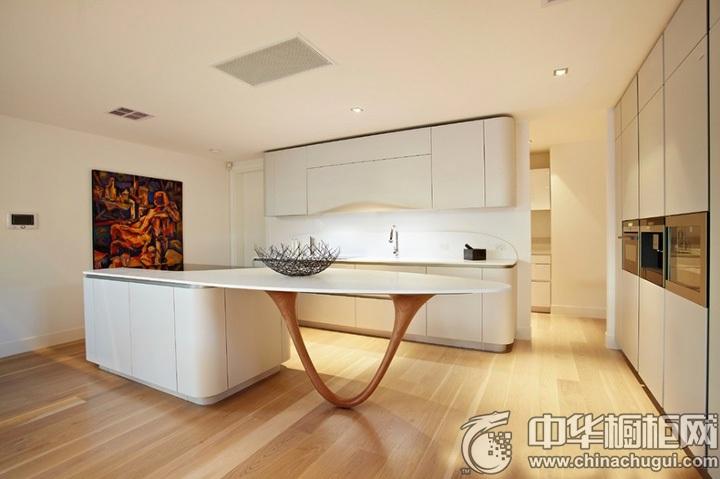 现代简约橱柜效果图 现代简约风格厨房效果图