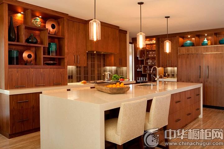 整体厨房效果图 整体橱柜图片