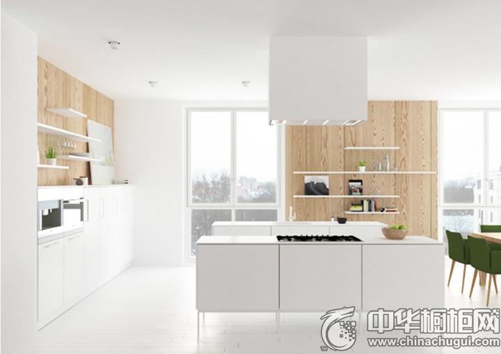 厨房设计图 家庭厨房装修效果图