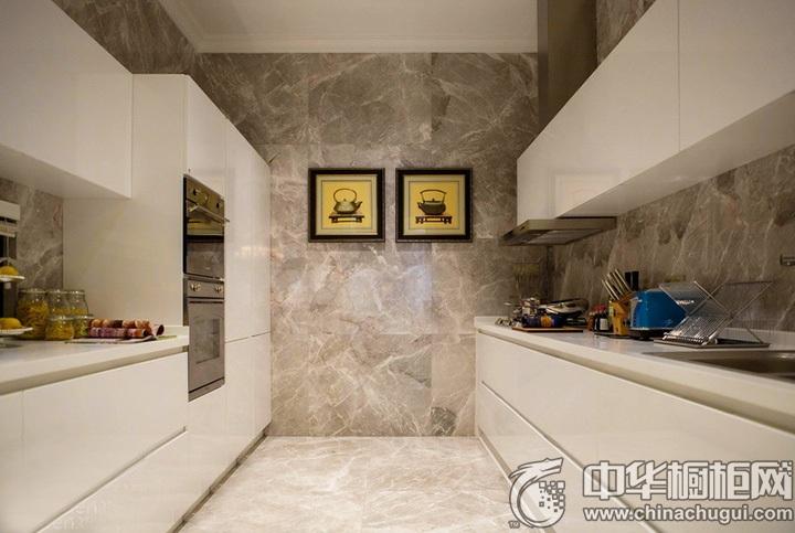 厨房整体橱柜效果图 橱柜图片