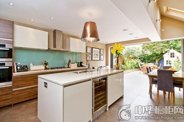 厨房设计图 厨房装潢效果图