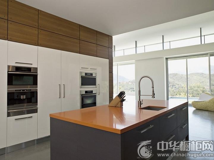 厨房装修设计效果图 厨房装潢效果图