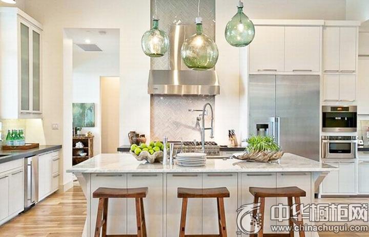 欧式厨房橱柜效果图 欧式橱柜图片