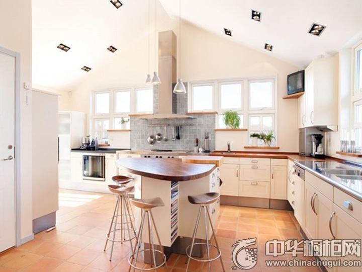 厨房橱柜图片 橱柜装修效果图
