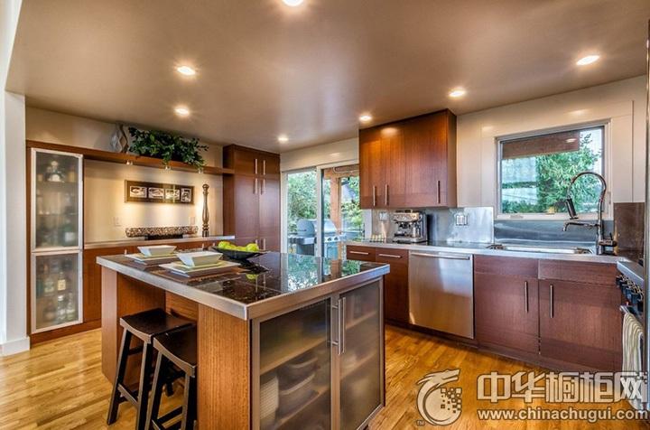 厨房装修设计效果图 厨房设计图片