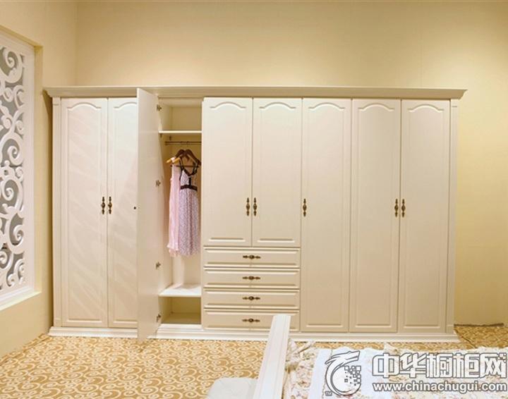 整体衣柜设计图 欧式整体衣柜效果图