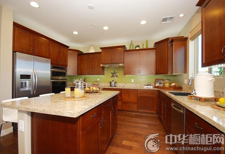 整体厨房效果图 整体厨房图片