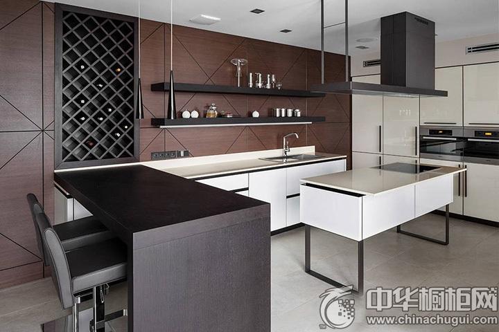 厨房间装修效果图 厨房设计效果图