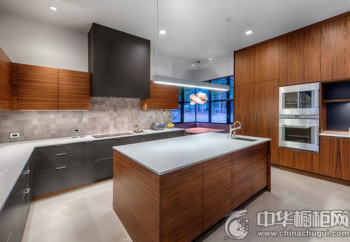 整体橱柜效果图 整体厨房效果图