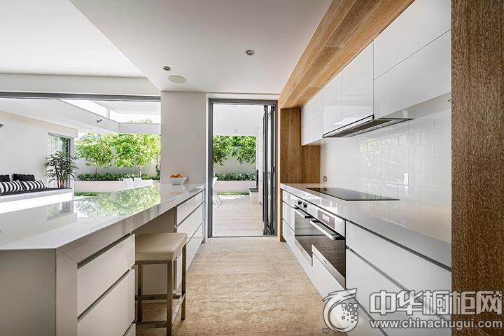 家庭厨房装修效果图 厨房装修设计效果图