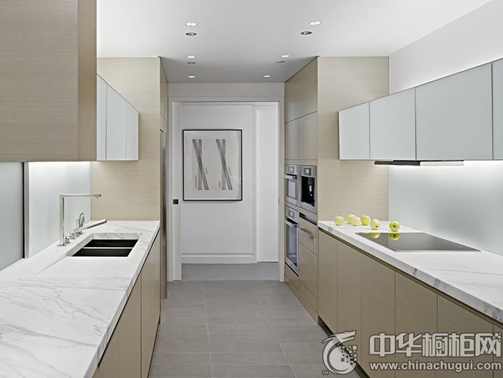 厨房装修设计效果图 家装厨房设计效果图