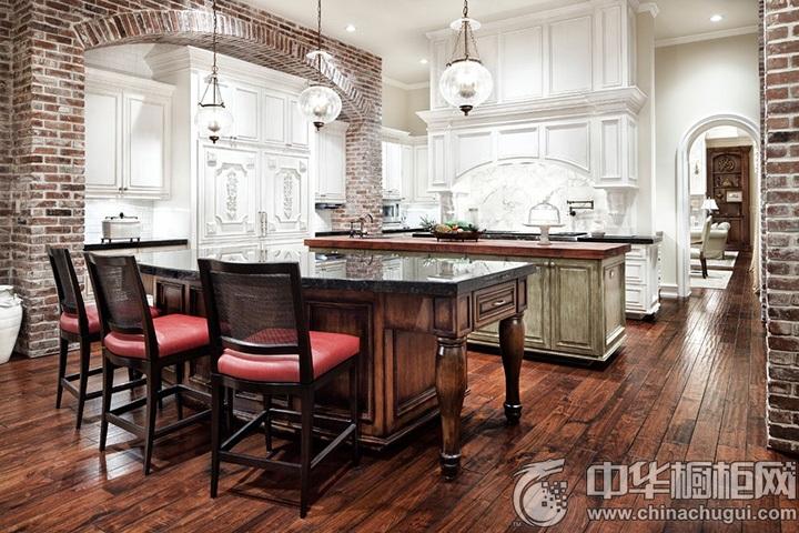 开放式厨房装修效果图 开放式厨房装修风格