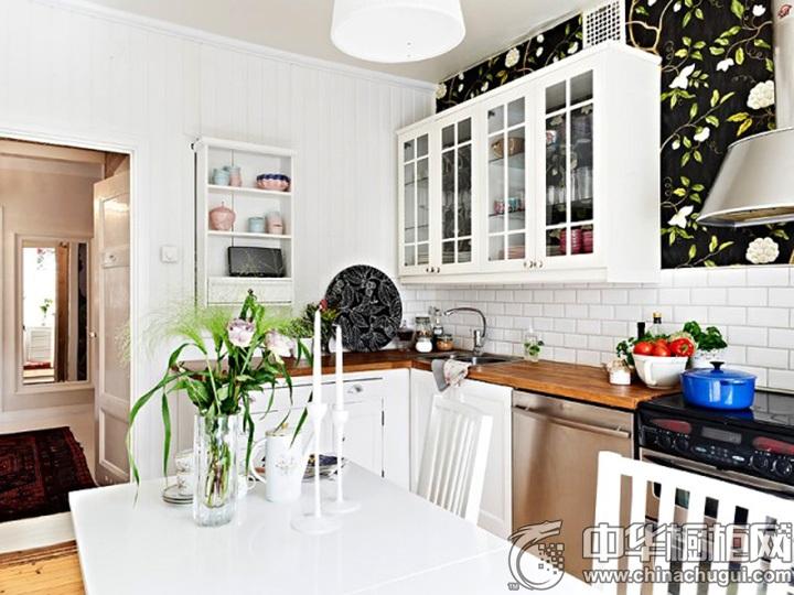 小户型厨房效果图 小户型厨房设计图