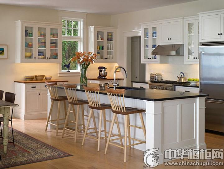 欧式厨房效果图 欧式橱柜设计图