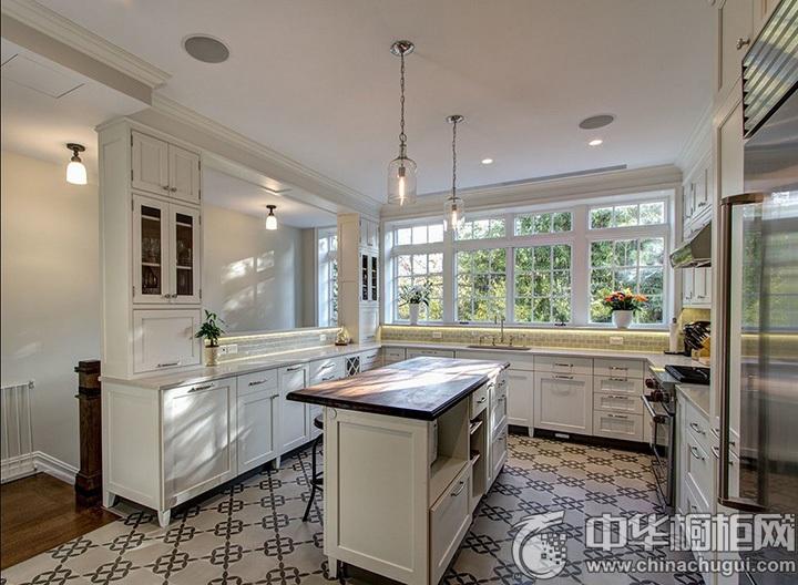 家庭厨房装修效果图 厨房图片