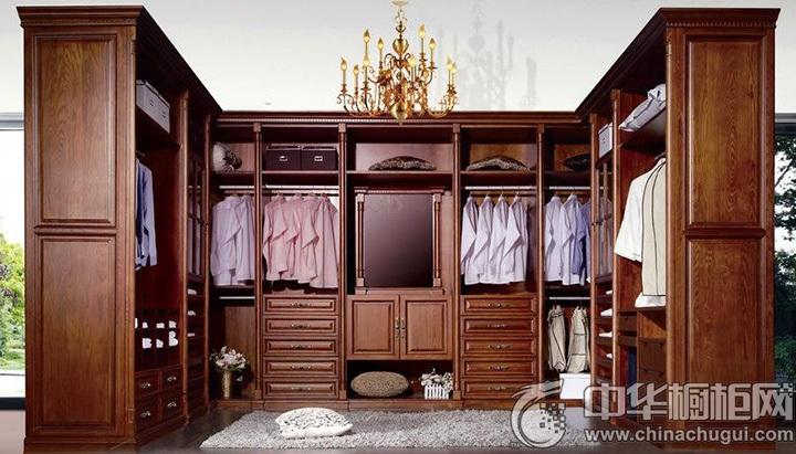 古典风格衣柜图片 整体衣柜图片