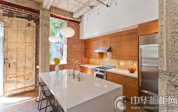 厨房装潢效果图 厨房设计图片