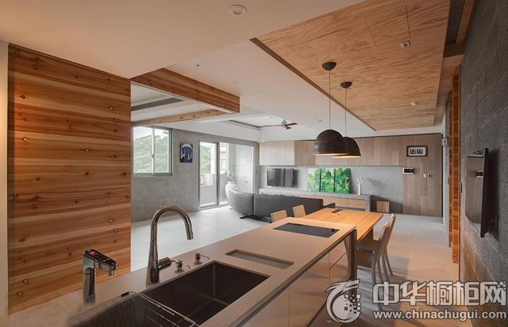 厨房效果图 整体厨房图片