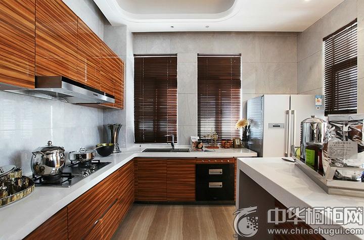 家庭厨房装修效果图 整体厨房图片