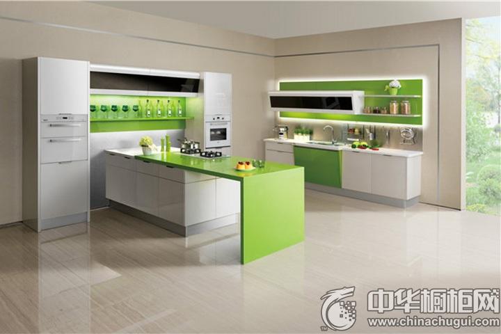 厨房装饰效果图 厨房装潢效果图