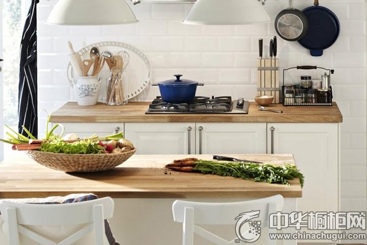田园风格厨房图片 田园橱柜图片