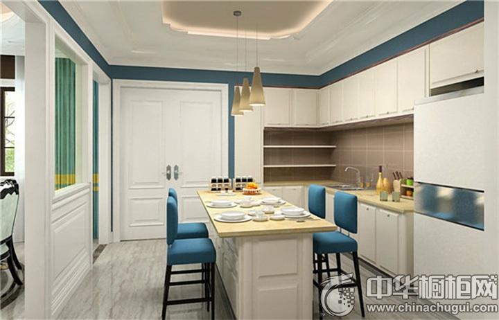 厨房餐厅装修效果图 餐厨一体装修效果图
