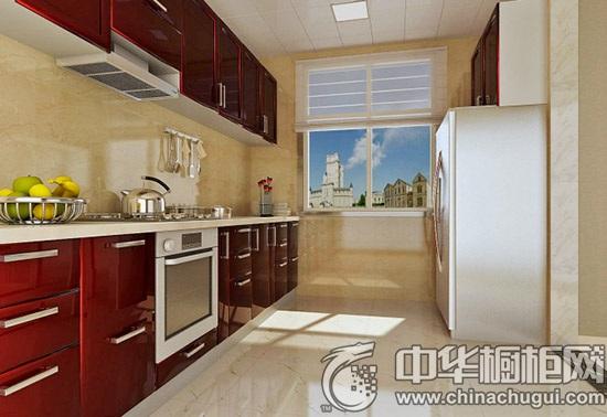 【中华橱柜网】这款是面积为90平的现代简约风格家居,装修整体以清晰线条的家居装饰而成,加上黑白简约的搭配,在大窗下整个空间通透而敞亮。红色整体橱柜的设计让厨房空间更显时尚与大气,下面就跟随小编的脚步一起来看看吧!  客厅装修 客厅 客厅中放置着清晰线条的白色皮质转角座沙发,整个贞洁简约之感。