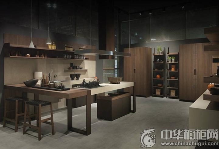 厨房设计效果图 厨房效果图