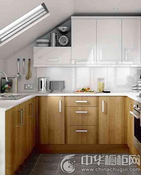 厨房转角柜效果图