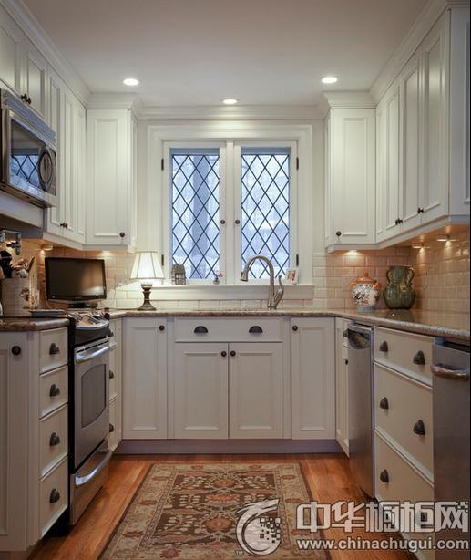 实用厨房装修方案 橱柜设计案例赏析