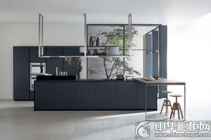 现代橱柜效果图 现代风格厨房图片