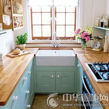 三步打造理想式厨房 德意丽博橱柜图鉴