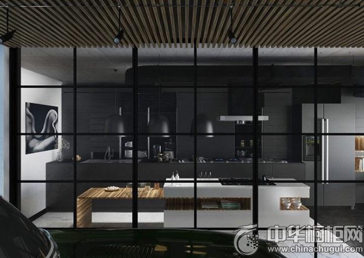 厨房装修效果图欣赏 厨房装潢效果图