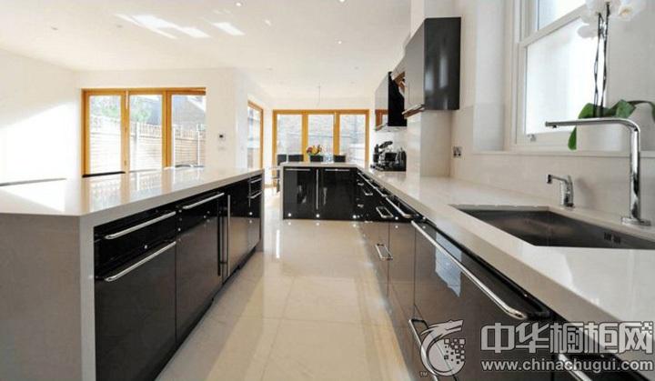 厨房装修效果图欣赏 家装厨房设计效果图