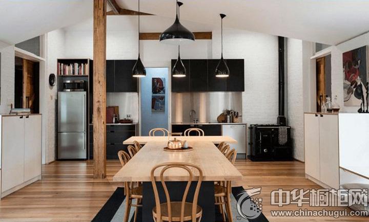 整体橱柜效果图 整体厨房设计图片