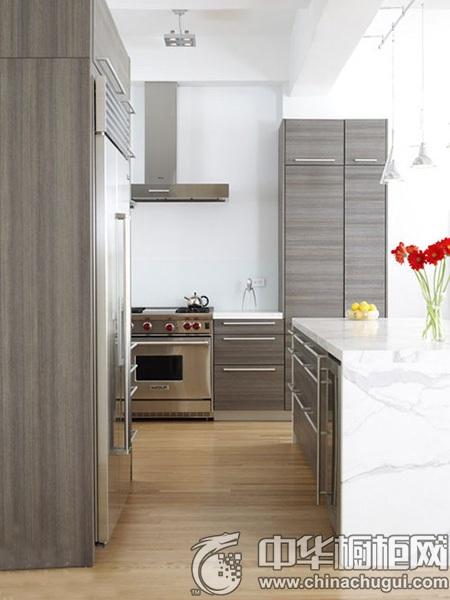 金牌厨柜任你选 整体橱柜装修效果图