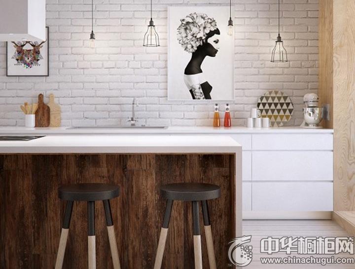 厨房装修设计效果图 家庭厨房装修效果图