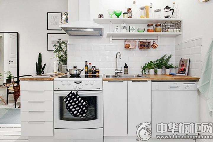 厨房整体橱柜效果图 现代简约橱柜效果图