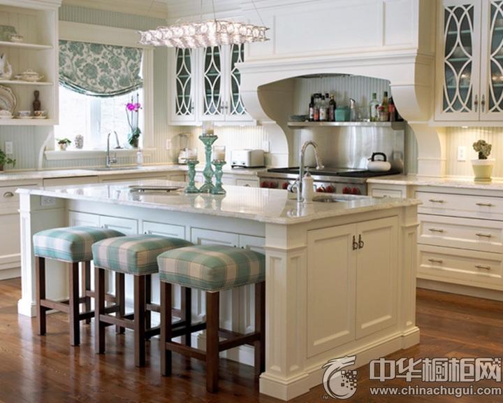 欧式厨房装修效果图 整体厨房图片