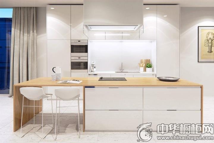 厨房餐厅装修效果图 厨房间装修效果图