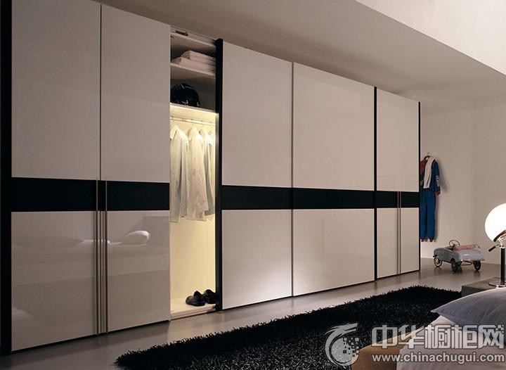 白色衣柜设计效果图 白色衣柜图片