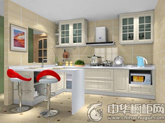 2017最新厨房吧台装修效果图 打造时尚唯美厨房