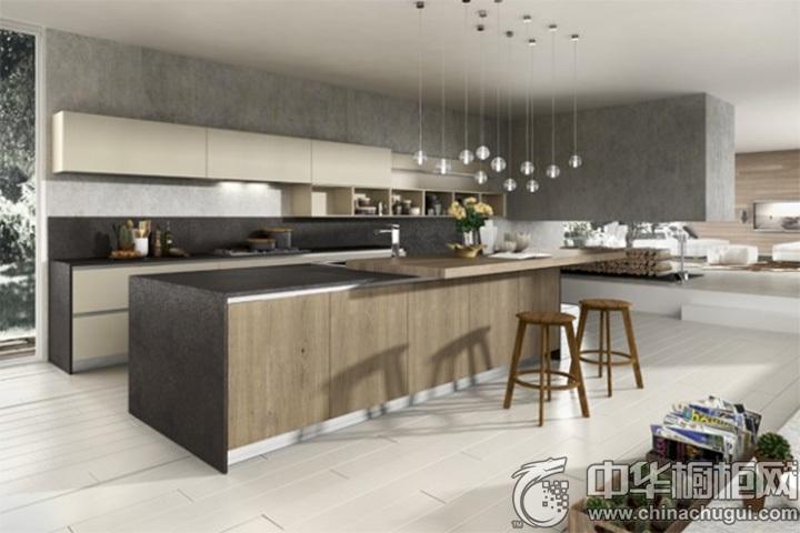 简约主义厨房图片 简约厨房装修效果图