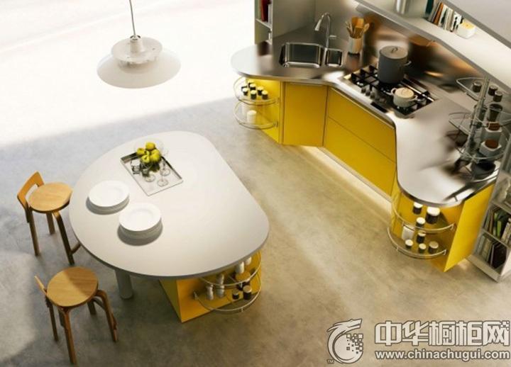 厨房餐厅装修效果图 厨房设计图片