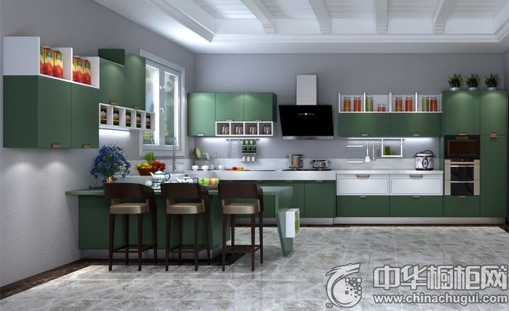 厨房餐厅装修效果图 厨房图片