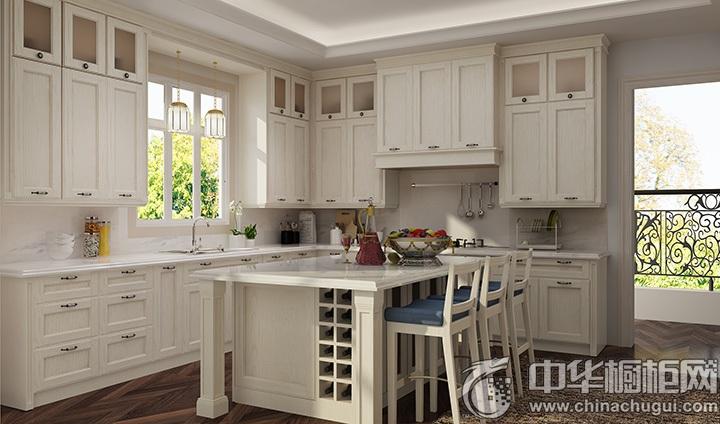 家庭厨房效果图 整体橱柜效果图
