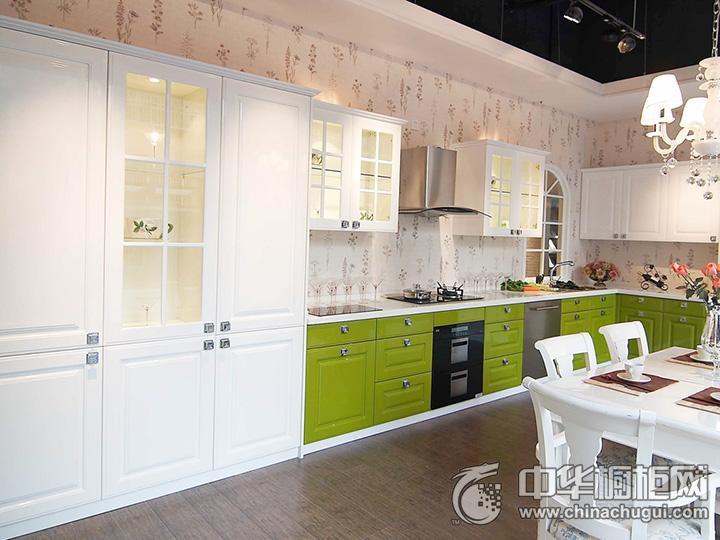 开放式厨房效果图 厨房装修图片