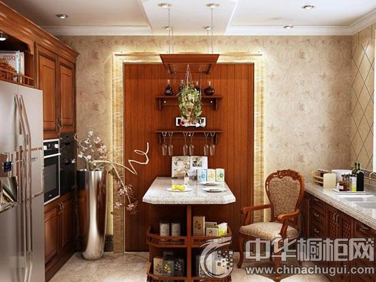 厨房伴侣介绍 厨房吧台增添情趣_中华橱柜网图片