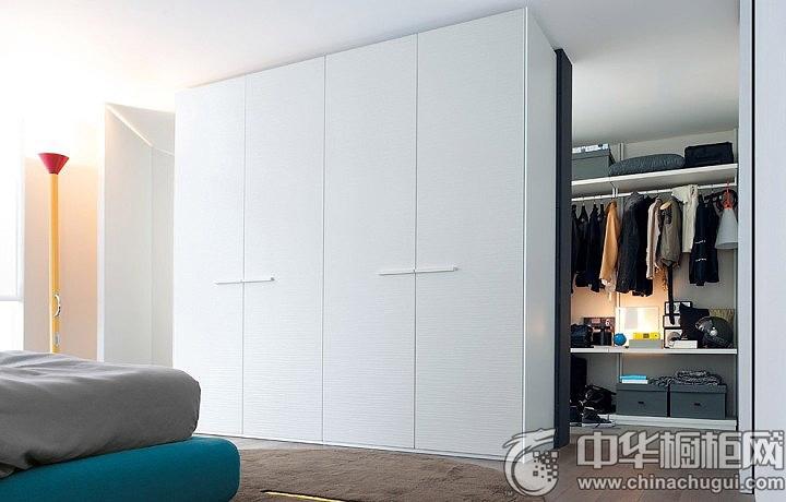 卧室衣柜设计效果图 卧室衣柜装修效果图